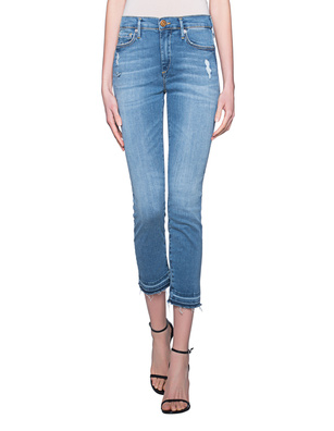 TRUE RELIGION Halle Modfit Blue Denim