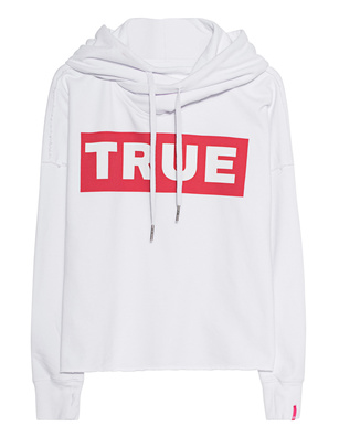 TRUE RELIGION Cropped White