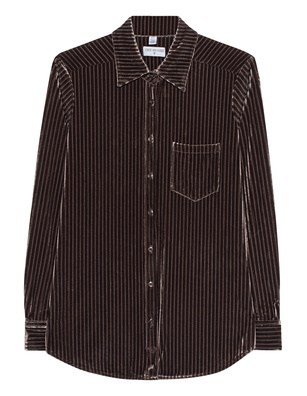 TRUE RELIGION Ribbed Brown