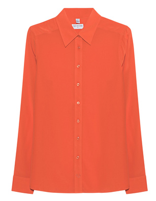 TRUE RELIGION Basic Blouse Orange