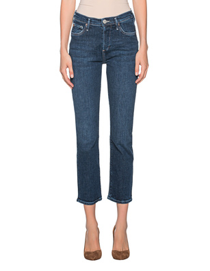 TRUE RELIGION High Rise Cobal Blue Denim
