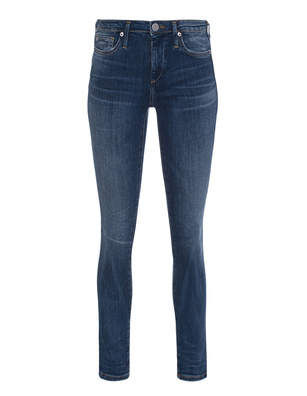 TRUE RELIGION Halle Denim Blue