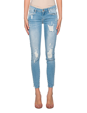 TRUE RELIGION Halle Lacey Deep Light Blue
