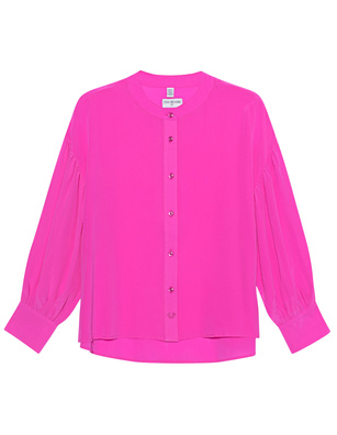 TRUE RELIGION Boyfriend Blouse Pink