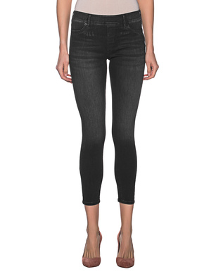 TRUE RELIGION Runway Jegging Black