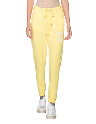 TRUE RELIGION Jogging Puffy Lemon Yellow