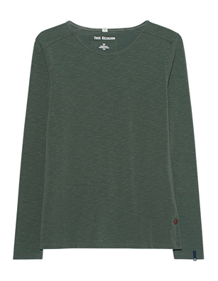 TRUE RELIGION Longsleeve Clean Olive