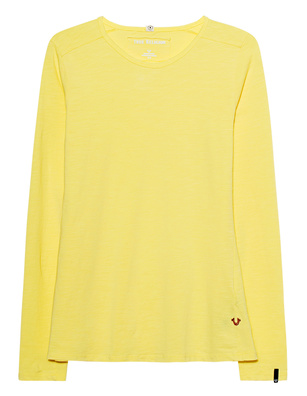 TRUE RELIGION Longsleeve Clean Lemon Yellow