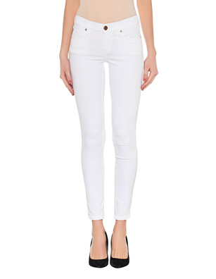 TRUE RELIGION Halle Superstretch White