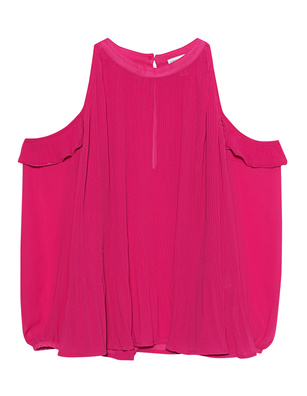 TRUE RELIGION Pleated Pink