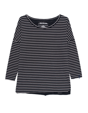 TRUE RELIGION Stripe Black