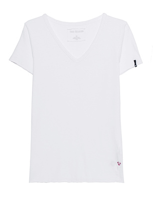 TRUE RELIGION V Neck White