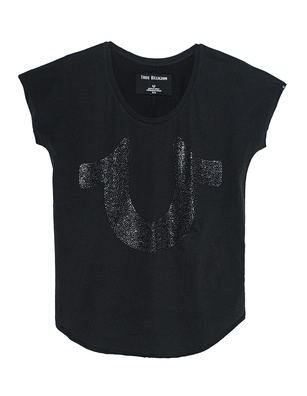 TRUE RELIGION Crystal Black