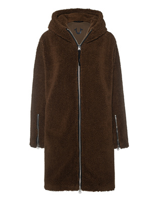 TRUE RELIGION Teddy Chestnut Brown