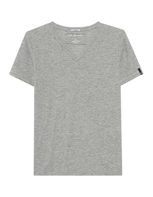 TRUE RELIGION V Neck Grey