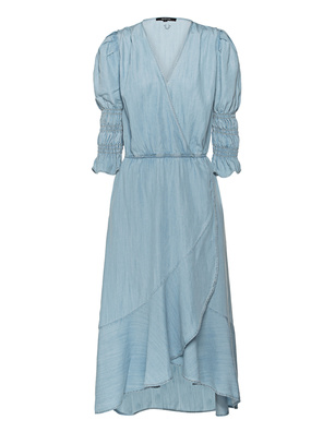 TRUE RELIGION WRAP WASHED OUT LIGHT BLUE