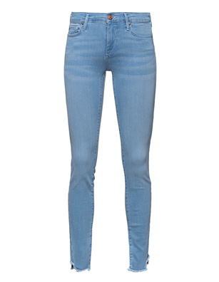 TRUE RELIGION Halle Triangle Light Blue