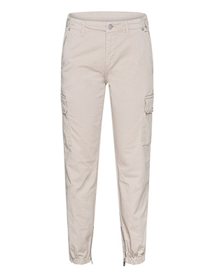 TRUE RELIGION Cargo Pant Silver Grey