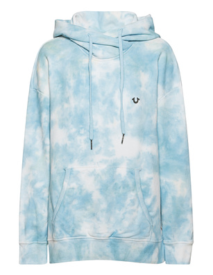 TRUE RELIGION Fleece Batik Multicolor