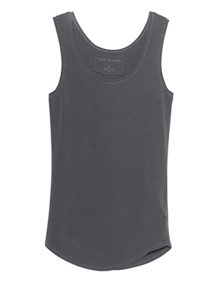 TRUE RELIGION Tanktop Anthracite