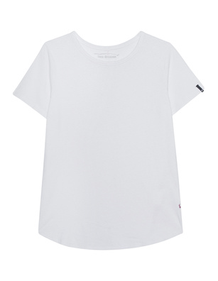 TRUE RELIGION T-Shirt Boxy White