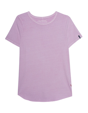 TRUE RELIGION T-Shirt Boxy Rose