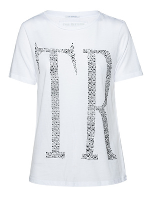TRUE RELIGION Crew Neck White