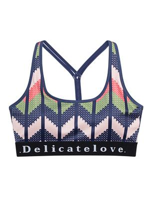 Delicatelove Shiva Pixel Multicolor