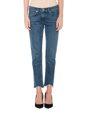 RAG&BONE Love Dre Ankle Capri Blue