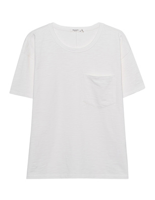 RAG&BONE Oversized Chest Pocket Off-White