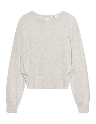 RAG&BONE Crossover Knit Earl Grey