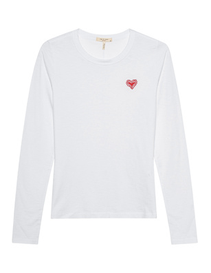 RAG&BONE Heart White