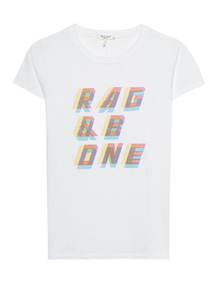 RAG&BONE Wording Colour White