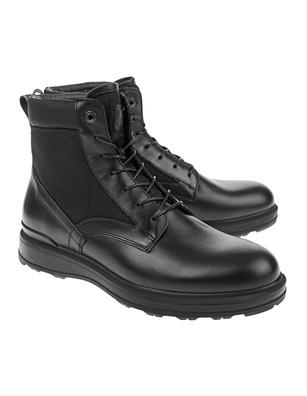 WOOLRICH Combat Boot Black