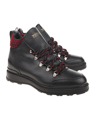 WOOLRICH Hiker Boot Black