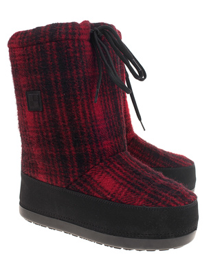 WOOLRICH Arctic Snow Boot Red