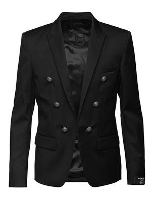 BALMAIN Collection Fit Black
