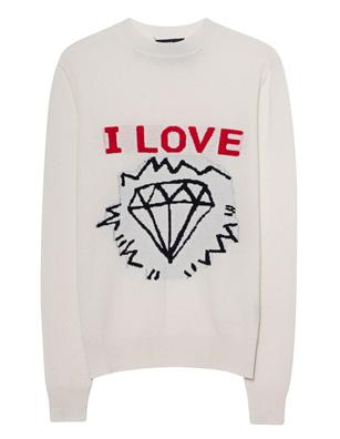 JACOB LEE Cashmere Love Diamond