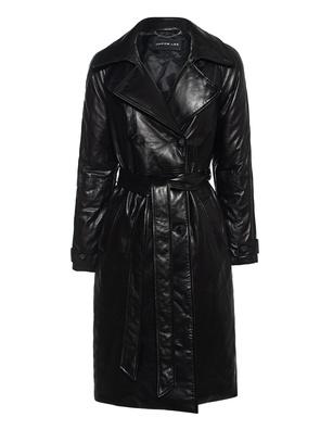 JACOB LEE Leather Double Black