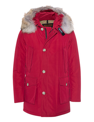 WOOLRICH Slim Arctic Red