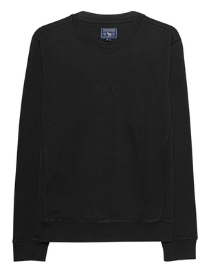 WOOLRICH Logo Front Black