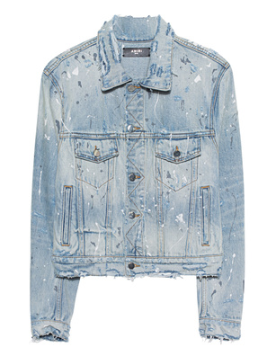 Amiri Painter Trucker Blue