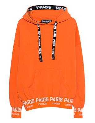 PAUL X CLAIRE Oversize Letterings Orange
