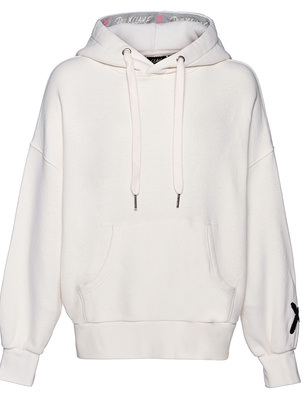 PAUL X CLAIRE Hoodie Wow Off-White