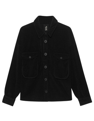 THOM KROM Oversize Pocket Black