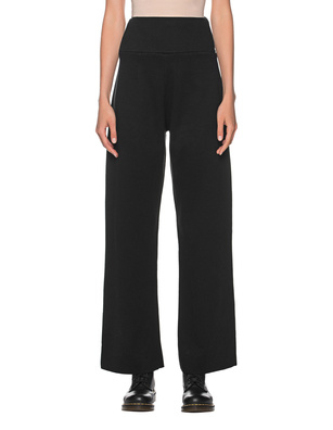 THOM KROM Wide Pant Black