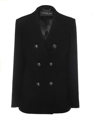 JACOB LEE Classy Wool Black