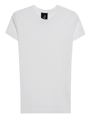 THOM KROM Basic Shirt Stitching Off-White