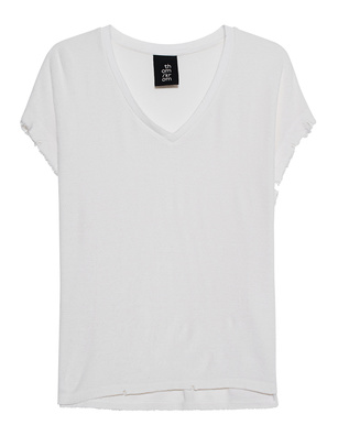 THOM KROM Boxy Shirt Off-White