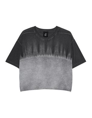 THOM KROM Batik Grey Black